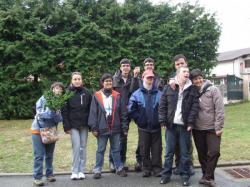 Groupe PCS aux Rameaux