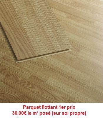 Parquet Flottant 1Er Prix