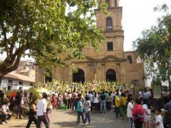 San Gil - Domingo de los Ramos