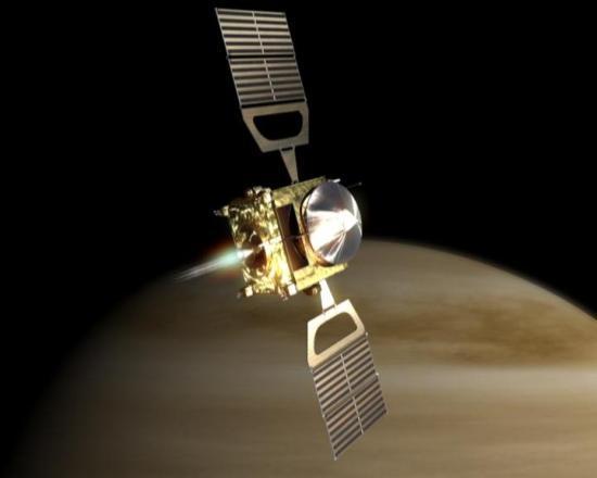 La sonde Venus Express