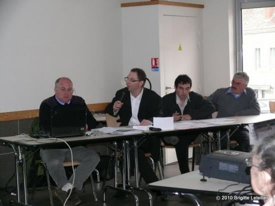 Assemblée générale du TFBCO à Montmirail (51)