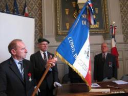 remise de la légion d'honneur à Château-Thierry