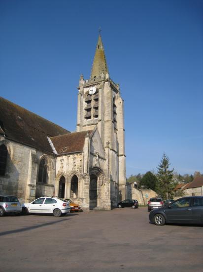 église de Verneuil-en-Halatte (60)