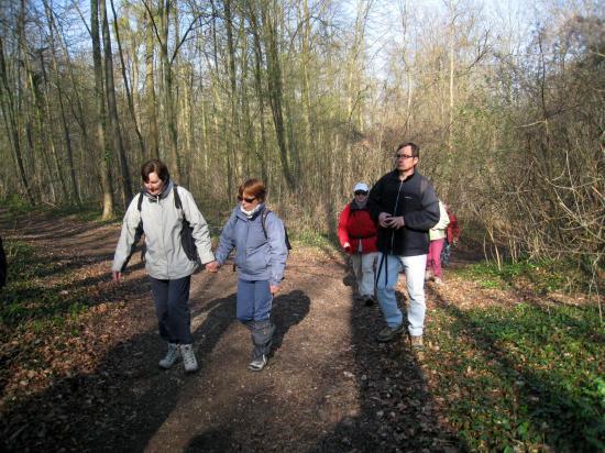 Micheline, Sylvianne, Bernard, Marcelle
