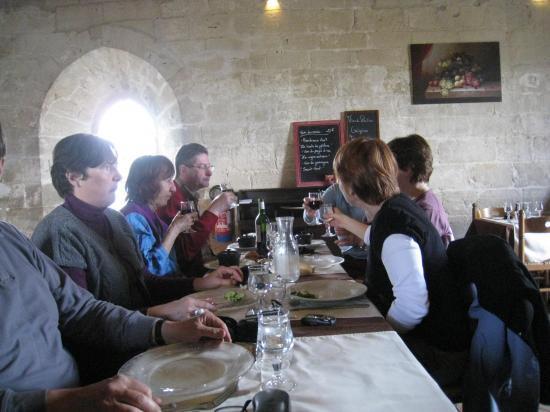 Les amateurs de vin