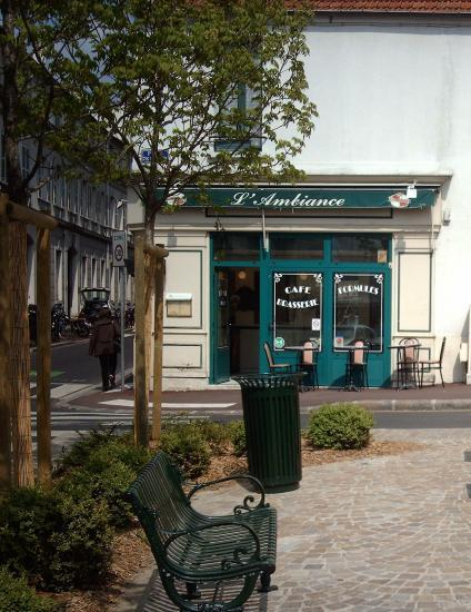 Restaurant Place Mareil St Germain En Laye