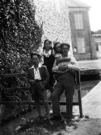 Eliane Bonabel, Louis-Ferdinand Céline, Colette Destouches