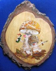 champignons fêtards ! (2)