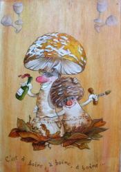 champignons fêtards ! (1)
