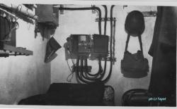 chambre Lt Tayot obs artillerie