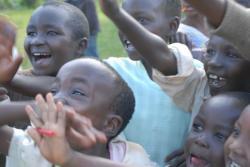 enfants de Burisa apprenant a compter jusqu a 10 en francais