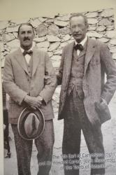 Lord Carnarvon et Howard Carter