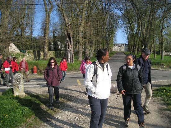 Maryse, Micheline, Joseph, Paula ... à Villers en Arthies