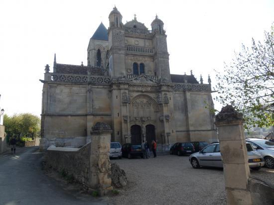 église de Vétheuil