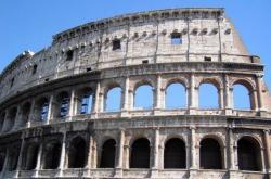 Colisée à Rome