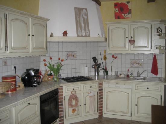 cuisine relookée