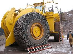 LeTourneau L-2350 loader