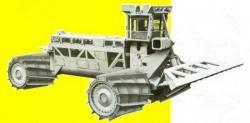 Tree-Crusher of LeTourneau G-80