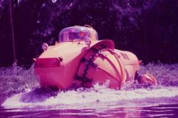 Rhino Amphibious vehicle