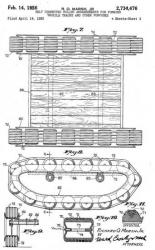 Patent of R. O. Marsh
