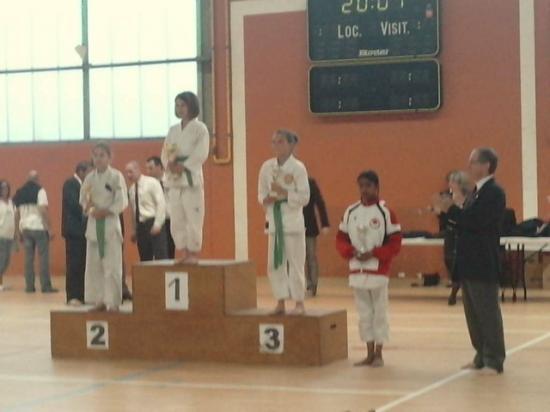 podium challenge michel Moko