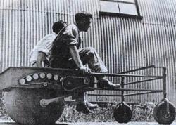 First prototype test of William Albee