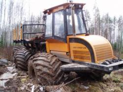 Carrier 'Deep Forest 670'