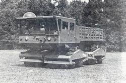 Prototype of Terracruzer 1st version