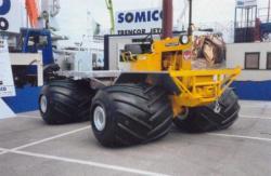 Rolligon 4x4 model 4450