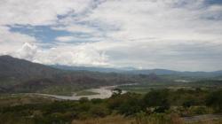 El rio Magdalena - cerca de Garzon
