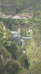 El santuario - Las Lajas