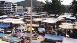 Mercado de los ponchos - Otavalo