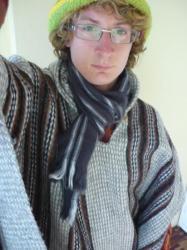 Listo para el frio! - Otavalo