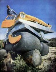 Chevrolet, 'Albee Rolligon, 7 ton, Transporter'