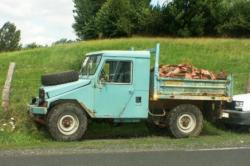 Cournil Tractor