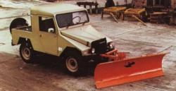 Cournil Snowplows equipment