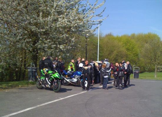 moto rencontre balade