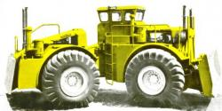 Tractors WI-30, 700 hp by FWD Wagner