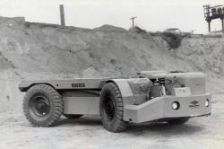 mining dumper of Wagner Mining Scoop