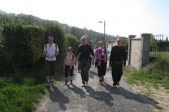 Aurélien, Nathalie, Serge, Annick, Bruno