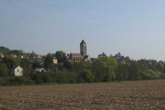 L'église de Champagne sur Oise