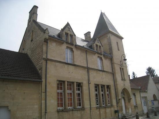 Ecole primaire de Jouy le Comte