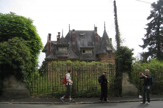 Hôtel particulier du 19 ème siècle à Parmain