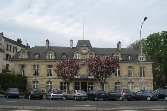 La Mairie de Parmain
