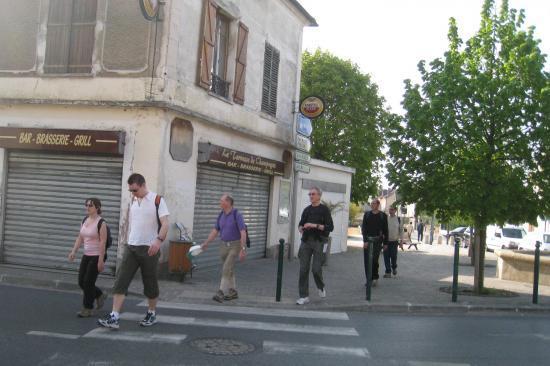 Nathalie, Aurélien, Jean, Serge, Bruno, Bernard