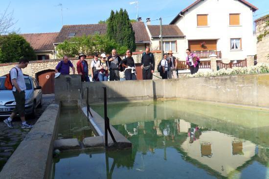 Lavoir à Champagne-sur-Oise