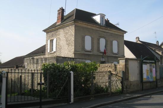 Ecole du Centre à Champagne-sur-Oise