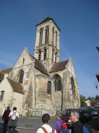 Eglise de Champagne-sur-Oise