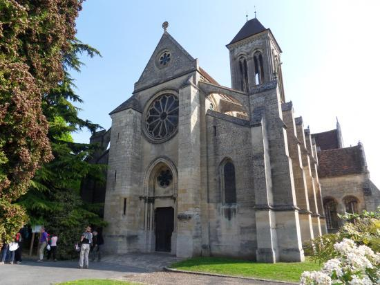 église Notre-Dame-de-L'Assomption à Champagne-sur-Oise (95)