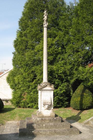 La Croix en Pierre ç Champagne-sur-Oise
